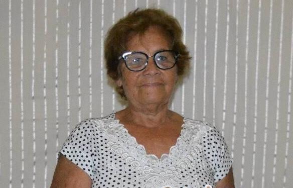 Nota de Falecimento: Alderina Alves