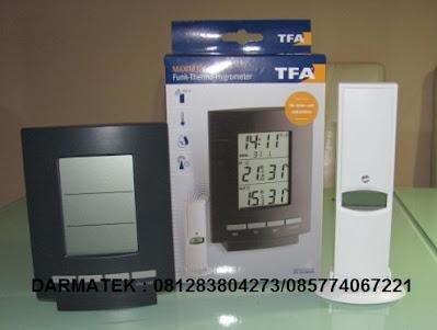 Darmatek Jual TFA MAXIM II Wireless Thermo-Hygrometer