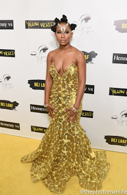 Photos From Rapper Dej Loaf S Coming To America Themed Birthday Party