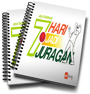 Download eBook GRATIS | 7 Hari Jadi Juragan