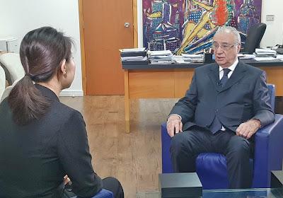 José Roberto Maluf_Entrevista CCTV