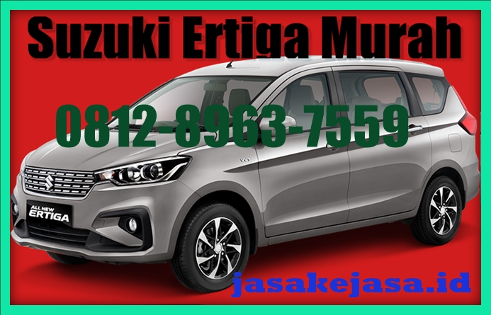 Suzuki Ertiga Jakarta Murah, All New Ertiga