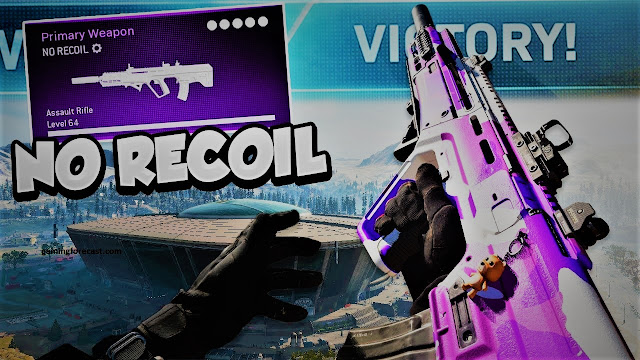 no recoil hack cod warzone