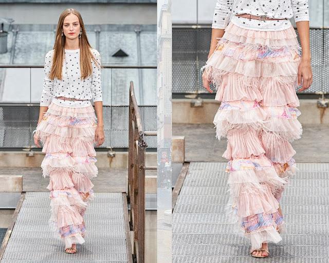 Модная Юбка на лето 2020 1-4