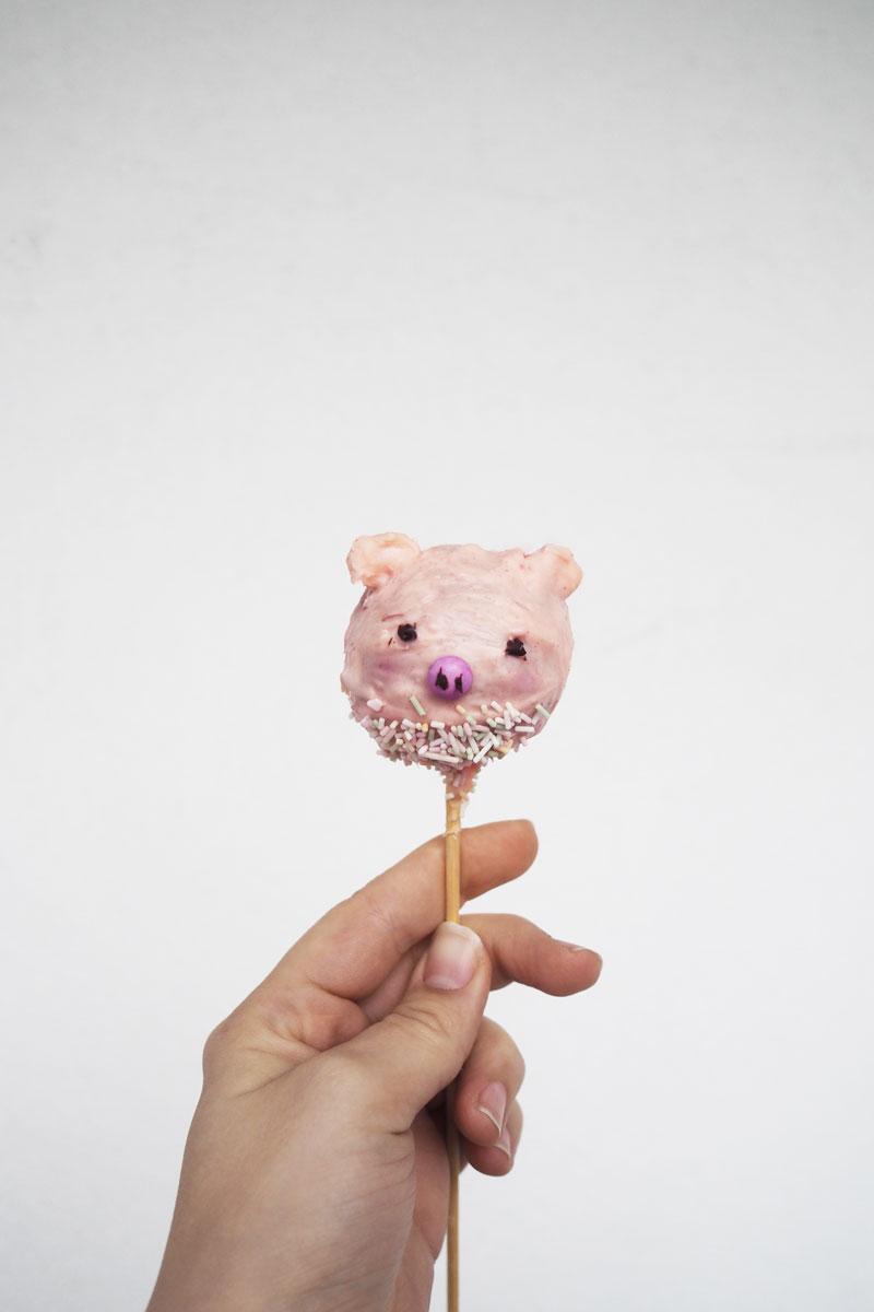 KuneCoco • Rezeptidee • Inspiration für Schweine-Cakepops
