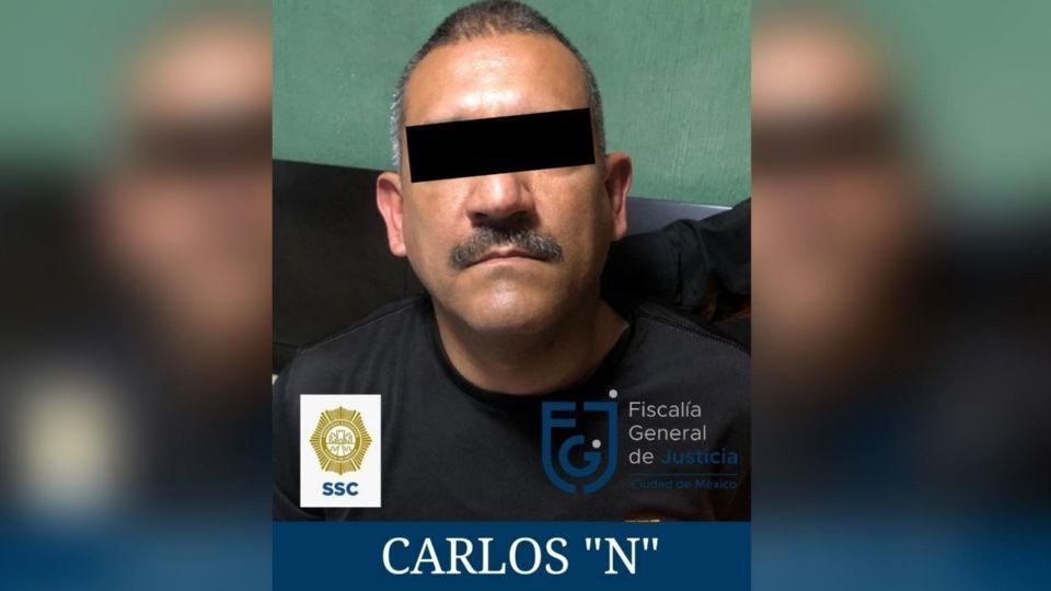 """Cae """"El Viejón"""" miembro de CJNG y que perpetró el operativo para ejecutar a israelíes en plaza Artz de la CDMX"""