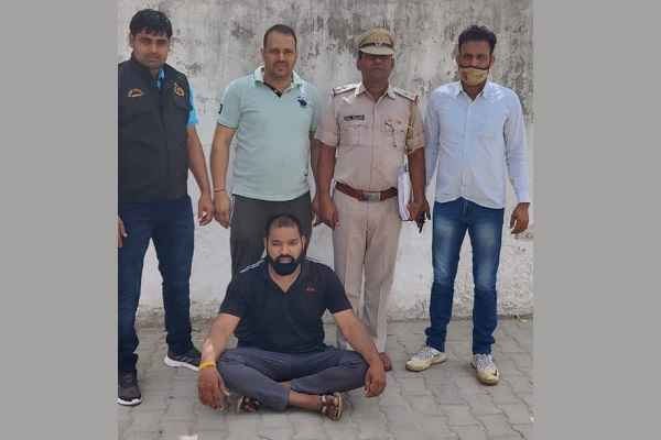 crime-branch-sector-65-faridabad-arrested-firing-accused