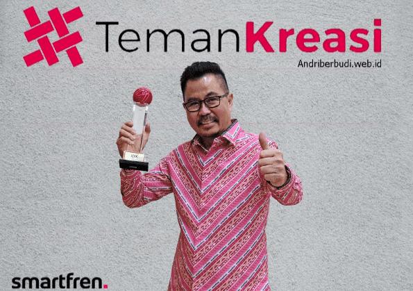 Smartfren Sukses bersama Teman Kreasi Indonesia
