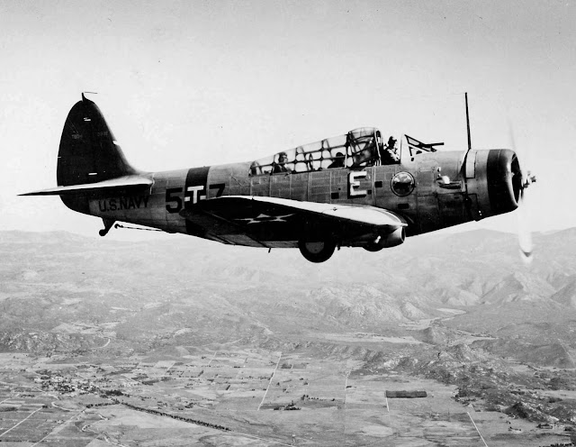 16 November 1939 worldwartwo.filminspector.com TBD-1 Devastator