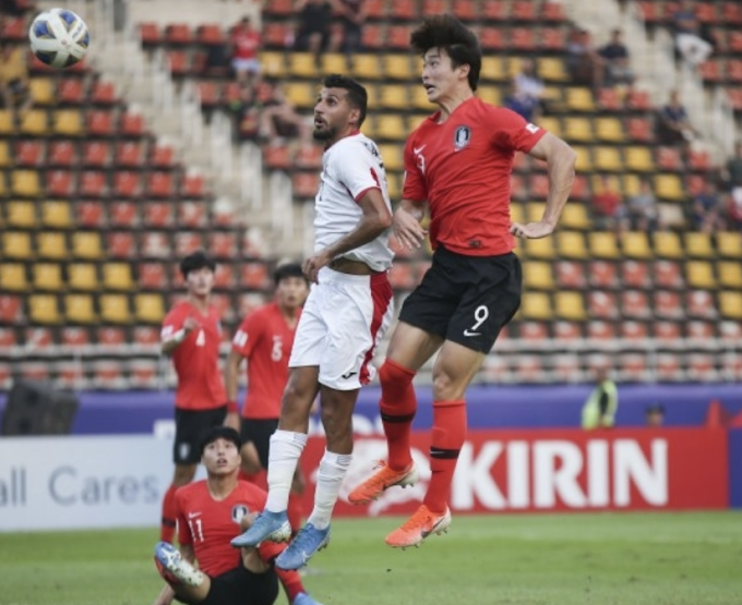 Korea make semi finals