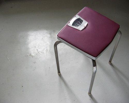 Upcycling, krzesło, stolik, diy, recycling, upcycling, warsztaty. wrocław, tworzyciele, winyl,