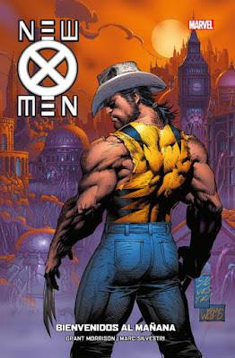 Cómic: Review de New X-Men Vol. 5, 6 y 7 de Grant Morrison - Editorial Panini