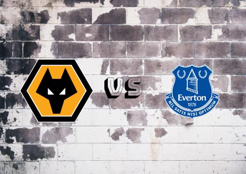 Wolverhampton Wanderers vs Everton  Resumen