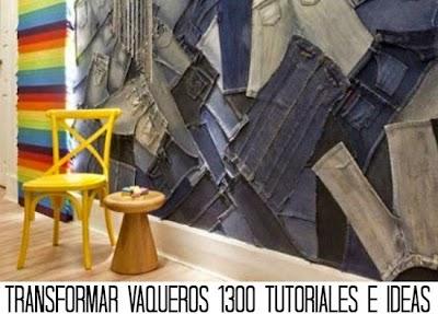 Como Transformar Vaqueros-Jeans 1300 DIY,s