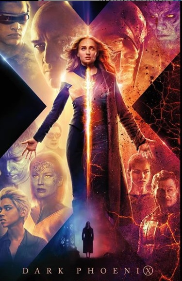 Sophie Turner is the ultimate power house in the newest trailer of X-Men Dark Phoenix
