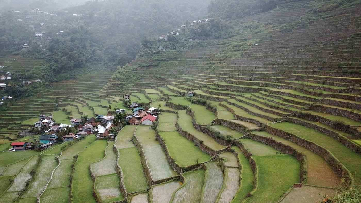 batad rice terraces - most awe-inspiring rice terraces in the philippines