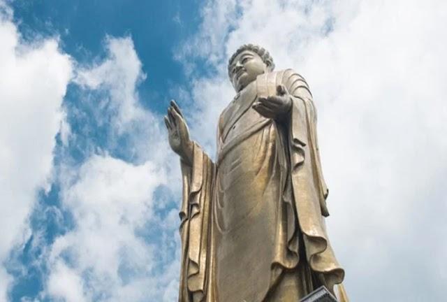 चीन में दुनिया की सबसे ऊंची बुद्ध प्रतिमा का दीदार कर सकेंगे पर्यटक