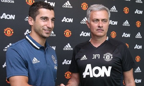 HLV Mourinho đã bằng mọi cách để đưa tiền vệ Đội trưởng tuyển Armenia về MU