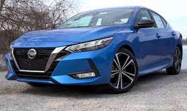 افضل أنواع سيارات 2020 بسعر معقول . نيسان سنترا 2020