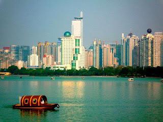 Tour du lịch Quảng Châu Thâm Quyến 5 ngày giá chỉ 6 triệu