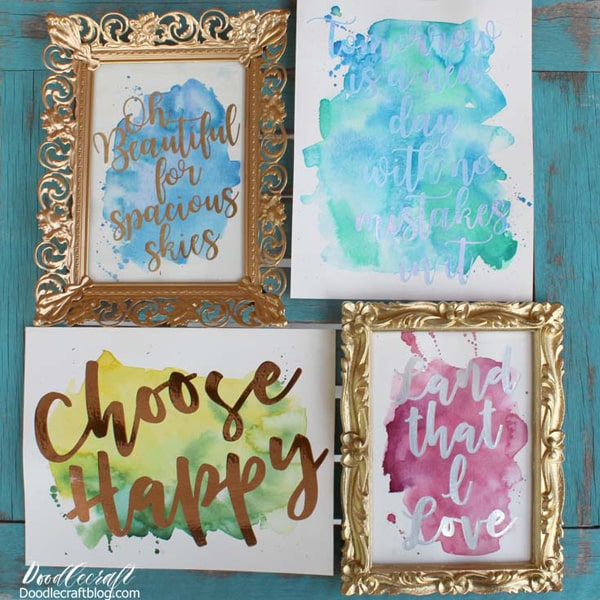 100 Cricut Projects To Sell To Make Money With Cricut Maker