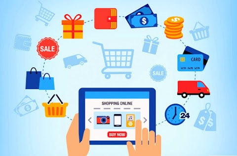 E-commerce Taking a Business to the Next Level and also Increase the Online Visibility