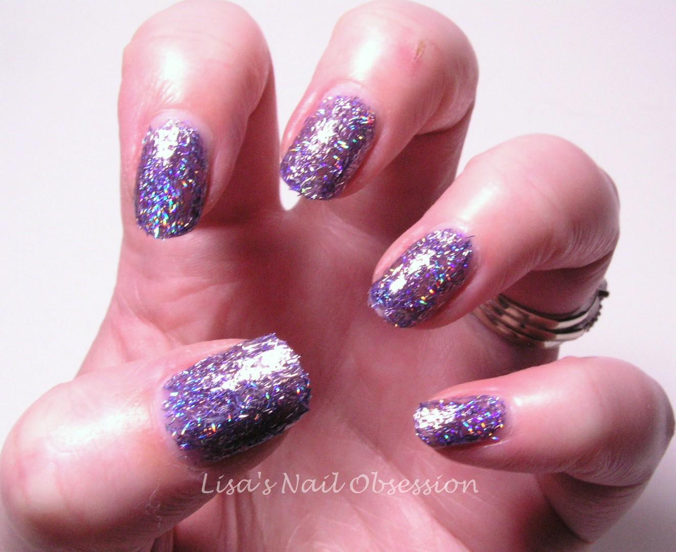 Nail Files Linkup - Ciate\' Jewel - My Stunning Nails