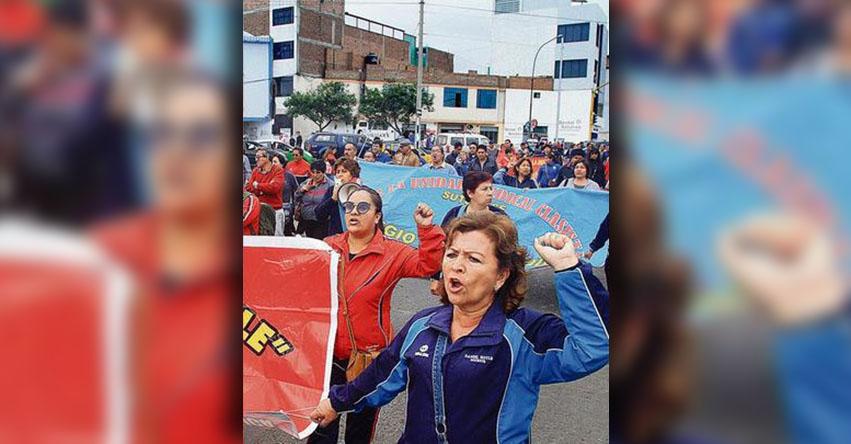 Apenas 1.3% de maestros acata huelga en región La Libertad, según Gerencia de Educación - GRELL