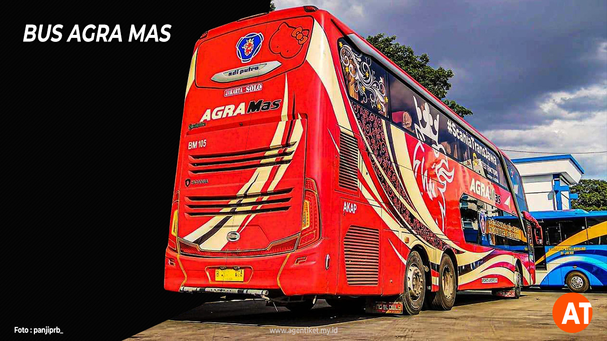 Bus Agra Mas
