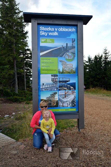 Sky Walk w Czechach - zwiedzanie z dzieckiem - Wielkie Podróże Małych Odkrywców