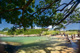 Como Chegar na Praia Secreta em Vila Velha