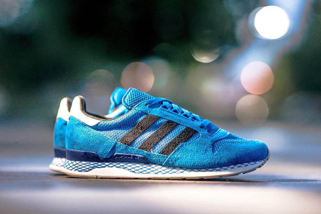Adidas ZXZ 80 90 00 - RUN THRU TIME Princess Blue - SneakerBox bc5cef9bcbd0