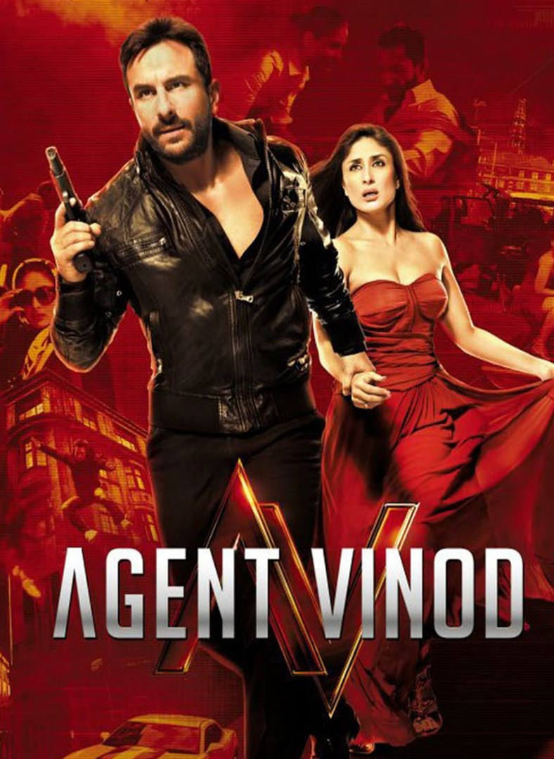 Agent Vinod 2012 Hindi Movie 720p HDRip 1GB ESubs Free Download