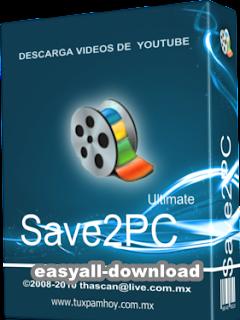 save2pc Ultimate 5.47 Build 1551 Final+Portable[Full Patch] โปรแกรมโหลดวีดีโอ