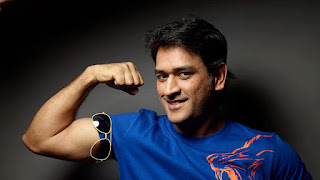 M S Dhoni stylish look HD Picture
