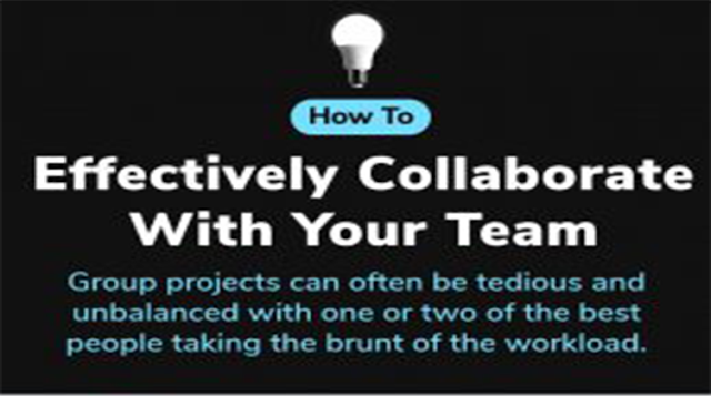Effectively Collaborate With Your Team