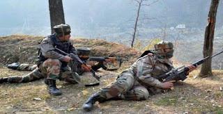 सेना के जाबांजों ने कुपवाड़ा में मार गिराए 5 आतंकी, 24 घंटे में 9 घुसपैठियों का किया अंत।