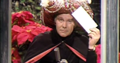 The Great Carnac - 2017 Game Edition