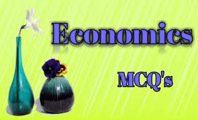 Important mcq on Economics | Economicstool