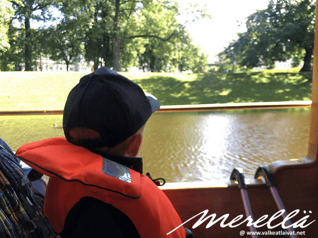 Riga By Canal - Jokiristeily Riiassa