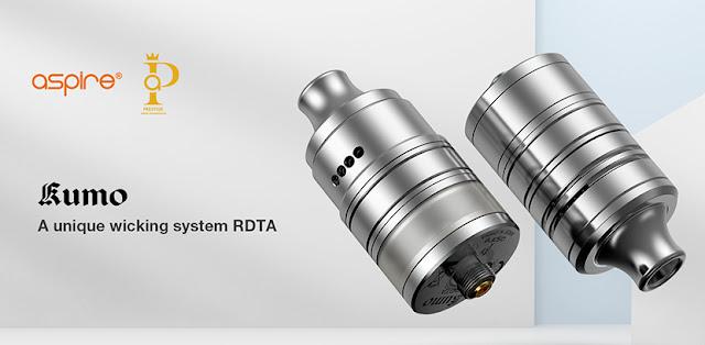 Aspire Kumo RDTA Overview