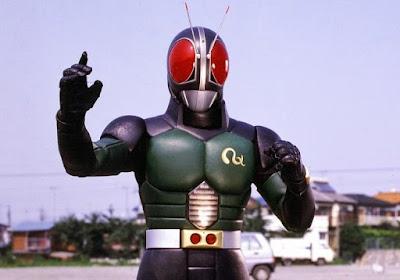 Kamen Rider Black RX Episode 01