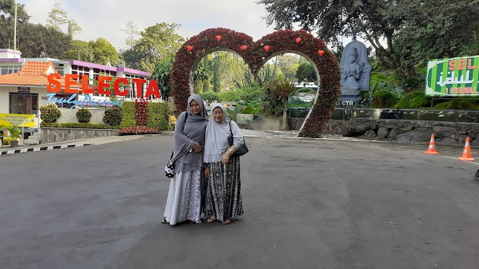 Berkunjung Ke Selecta di Batu, Malang