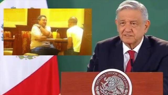 Presidente de México pide indagar a su hermano por recibir dinero
