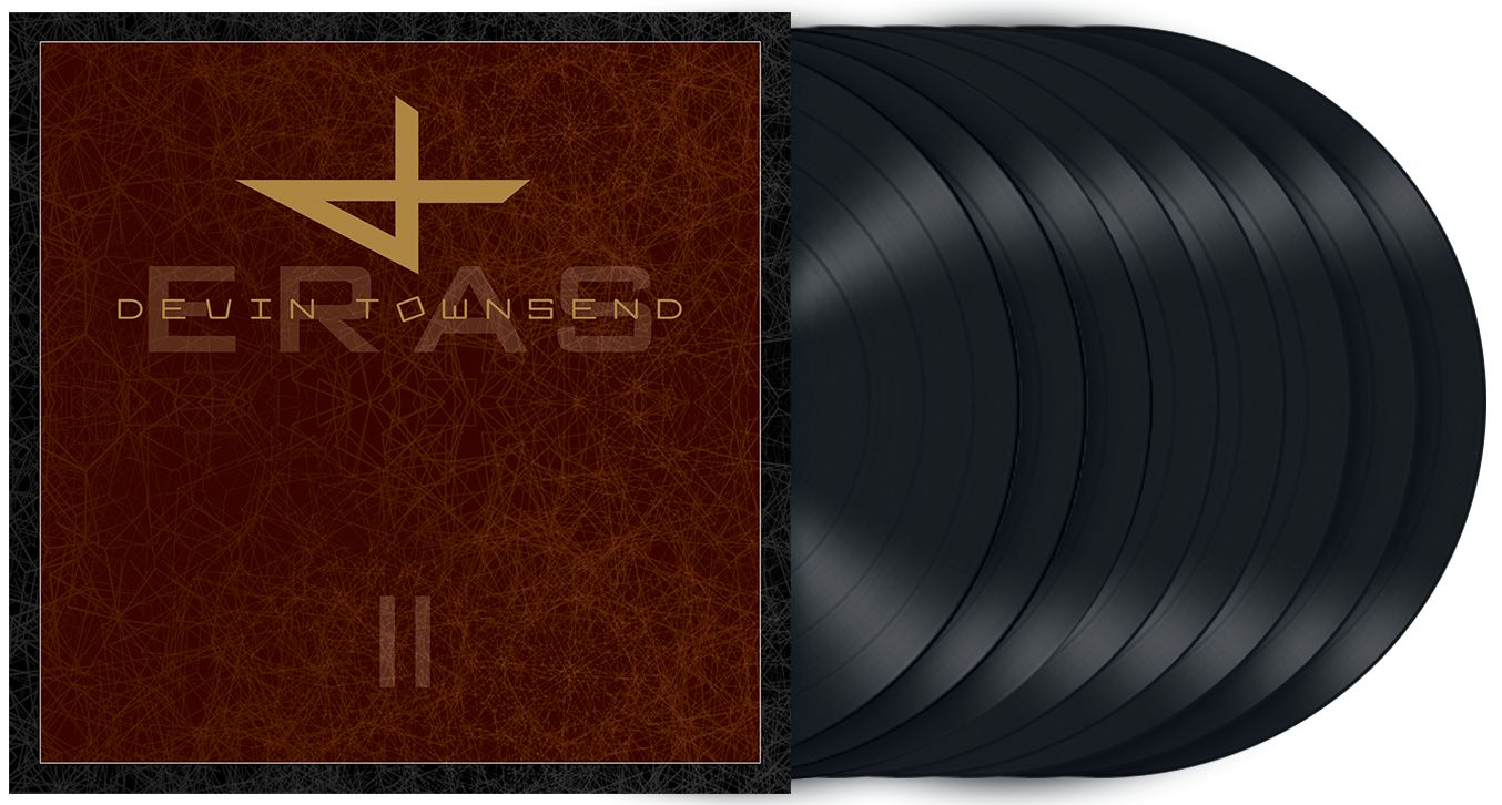CD/DVD/LP achats - Page 17 Devin_Townsend-ERAS_II-Black_Vinyl