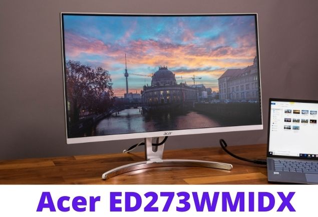 Acer ED273 display