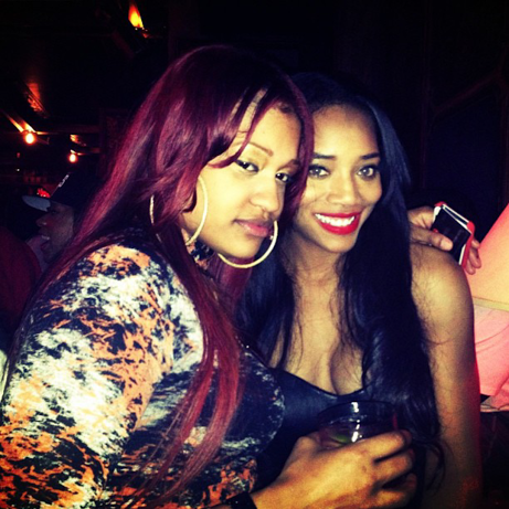 Love Hip Hop Star Yandy Smith Calls Out Mendeecees Assistant For