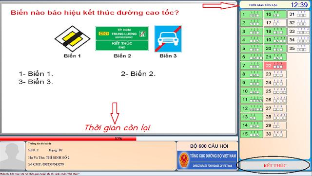 phần mềm sát hạch lái xe 600 câu GPLX_3