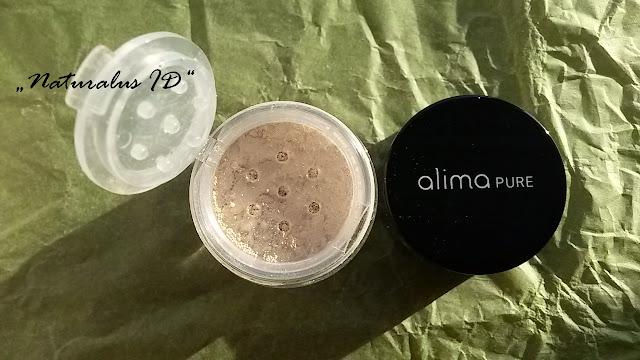 Alima Pure maskuoklis Sand