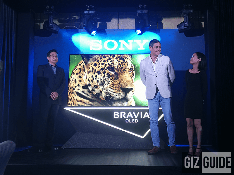 Sony launches BRAVIA KD-77A1 OLED TV in the Philippines, priced at PHP 811,119